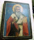 Icoana veche pictata pe lemn - peste 150 ani vechime / ICOANA VECHE