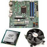 KIT Placa de baza Acer Q77H2-AM, LGA1155, Intel i5-3470 3.2GHz, 4 nuclee,...