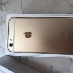 Iphone 6s Gold, Auriu, 64GB, Neblocat, Apple