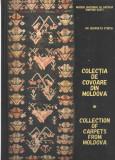 Colectia de covoare din Moldova dr. Georgeta Stoica album bilingv romana-engleza