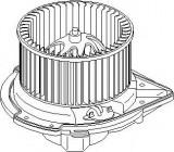 Electromotor, ventilatie interioara AUDI A4 limuzina 1.6 - TOPRAN 111 448
