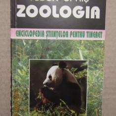 ZOOLOGIA-TUDOR OPRIS