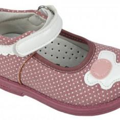 Pantofi fete ortopedici din piele