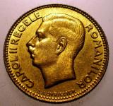 R.071 ROMANIA CAROL II 10 LEI 1930 XF/AUNC PARIS