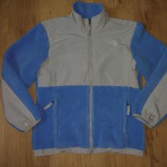 Bluza damă polartec tip geaca The North Face mărimea M