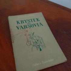 Krystek Din Varsovia - Janina Broniewska