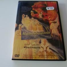 Mundhhausen -dvd, Altele