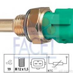 senzor,temperatura lichid de racire PEUGEOT 306 hatchback 1.4 - FACET 7.3244