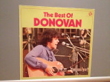 DONOVAN – THE BEST OF (1970/PYE rec/ENGLAND) - Vinil Analog/Impecabil, emi records