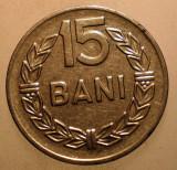 2.275 ROMANIA RSR 15 BANI 1966