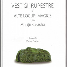 Vestigii rupestre din M-tii Buzaului Ilie Mandricel/ foto Victor Bortas 2008