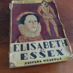 Elisabeth Si Essex - Lytton Strachey