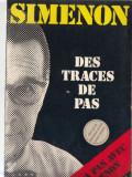 DES TRACES DE PAS de GEORGES SIMENON