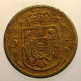 2.366 ROMANIA MIHAI I 5 LEI 1930 PARIS