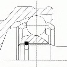 Set articulatie, planetara DAIHATSU APPLAUSE  1.6 16V - SPIDAN 24805