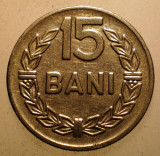 2.277 ROMANIA RSR 15 BANI 1966