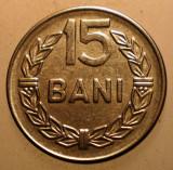 2.279 ROMANIA RSR 15 BANI 1966