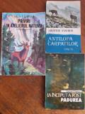 Antilopa Carpatilor + alte 2 carti de vanatoare /  R4P4F, Alta editura