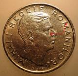 2.312 ROMANIA MIHAI I 100 LEI 1943 EROARE lacrima varianta