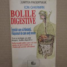 Bolile Digestive. Intrebari care va framanta... - Ion Gherman