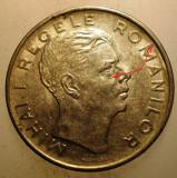 2.314 ROMANIA MIHAI I 100 LEI 1943 EROARE lacrima varianta