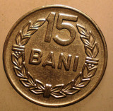2.278 ROMANIA RSR 15 BANI 1966