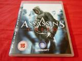Joc Assassin's Creed original, PS3!, Actiune, 18+, Single player, Ubisoft