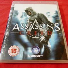 Joc Assassin's Creed original, PS3!, Actiune, 18+, Single player, Ubisoft