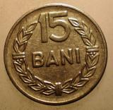 2.280 ROMANIA RSR 15 BANI 1966