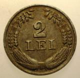 2.365 ROMANIA 2 LEI 1941 ZINC