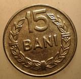 2.272 ROMANIA RSR 15 BANI 1966
