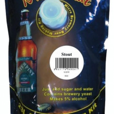 MasterPint Stout - bere stout - kit pentru bere de casa 23 litri