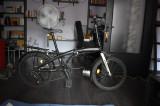 """Bicicleta pliabila Velos V2053C 20"""", 12, 6"""