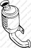 Catalizator PEUGEOT 206+ 1.4 HDi eco 70 - BOSAL 099-562