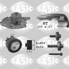Set pompa apa + curea dintata RENAULT MEGANE III hatchback 1.5 dCi - SASIC 3904022