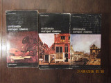 CIVILIZATIA EUROPEI CLASICE -PIERRE CHAUNU ( 3 VOL )
