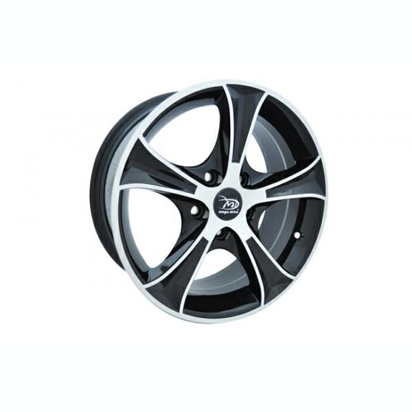 JANTA ALUMINIU .MD550-DIM6.5X15.PCD5x100.BD-AUDI A3.VW GOLF IV.SKODA FABIA.OCTAVIA