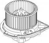 Electromotor, ventilatie interioara AUDI A4 limuzina 1.6 - TOPRAN 112 106
