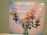 LISZT – HUNGARIAN RHAPSODY no 6 & 15 ,Valse…(1974/HELIODOR/RFG) - VINIL/ca NOU, Deutsche Grammophon