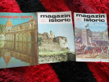 Revista Magazin Istoric 1967 nr 1 si 3  si 1977 nr 7 Rk