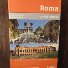 GHID DE CALATORIE.ROMA