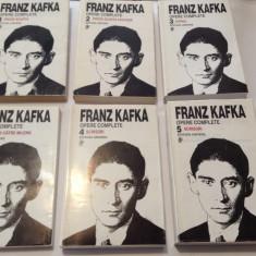 KAFKA OPERE COMPLETE 6 VOLUME-RF14/3, Alta editura