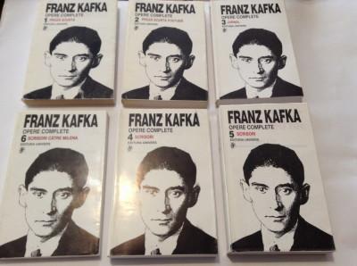 KAFKA OPERE COMPLETE 6 VOLUME-RF14/3 foto