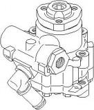 Pompa hidraulica, sistem de directie VW LT Mk II bus 2.5 SDI - TOPRAN 113 543