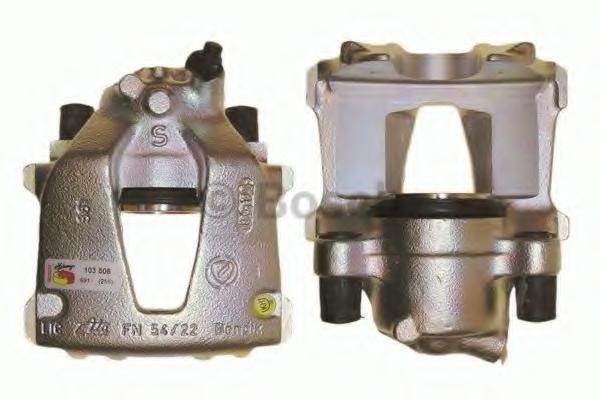 Etrier frana FIAT BRAVO I 2.0 HGT 20V - BOSCH 0 204 103 506