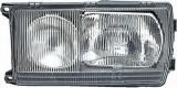 lentila,far MERCEDES-BENZ limuzina 200 - HELLA 9ES 127 153-001