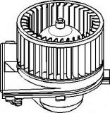 Electromotor, ventilatie interioara AUDI A4 limuzina 1.6 - TOPRAN 109 899