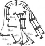 Set cablaj aprinder PORSCHE 911 3.2 SC Carrera - BERU ZE732