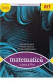 Matematica - Clasa 5 - Manual + CD - Marius Perianu, Catalin Stanica
