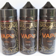 Cigar  lichid Vapo 100 ml VG
